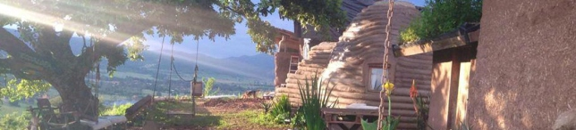 Casa de Paja en Tapalpa